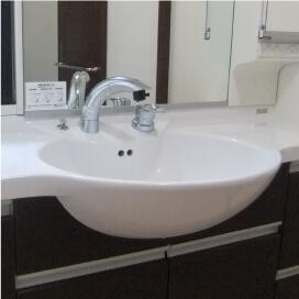 洗面所の水漏れ・つまり